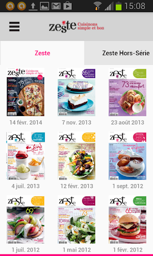 Zeste - Magazine