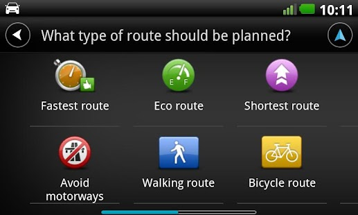 TomTom Iberia- screenshot thumbnail