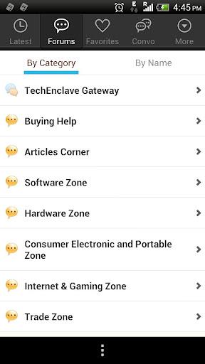TechEnclave Forum