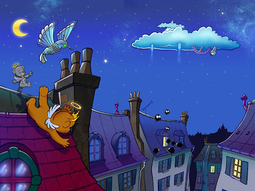 【免費書籍App】The Dream Thief-APP點子