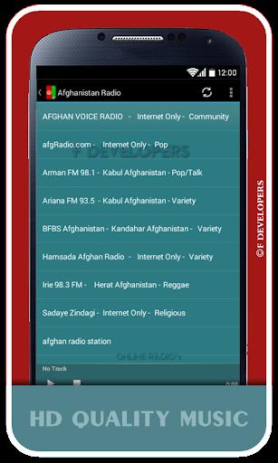 Afghanistan Radio - Live Radio