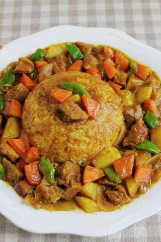 Curry Puzzle