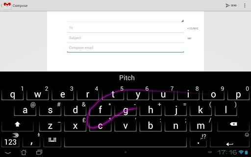 SwiftKey Tablet Keyboard v4.1.0.142 APK