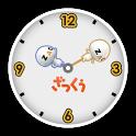 ざっくぅアナログ時計ウィジェット icon