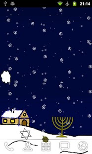 Hanukkah Live Wallpaper Free - screenshot thumbnail