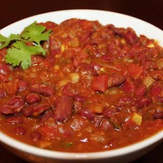 Rajma (red Kidney Bean Curry)