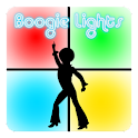 Boogie Lights White Tile Disco icon