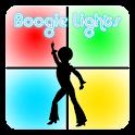 Boogie Lights White Tile Disco icon