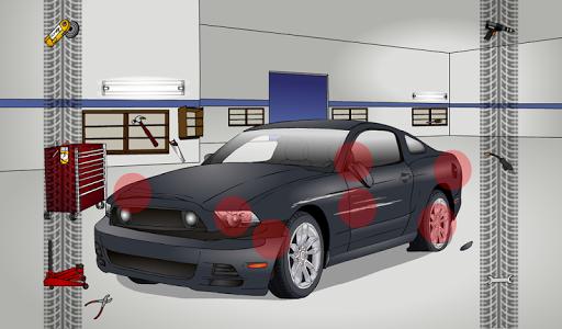 修复我的汽车:野马