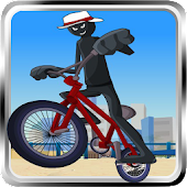 Stunt Dirt Bike -Stickman Rush