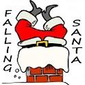 Falling Santa Live Wallpaper logo