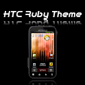 HTC Ruby Theme logo