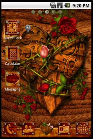 GOTheme:木のバレンタイン