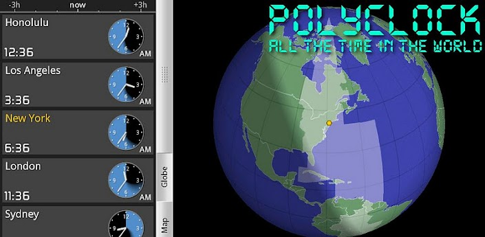 PolyClock World Clock v2.4.2