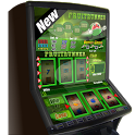Slot machine fruit runner icon