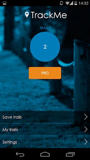 TrackMe Outdoor GPS