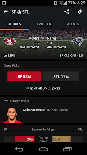 Yahoo Sports - screenshot thumbnail