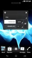 Screenshot of Unit Converter Small App