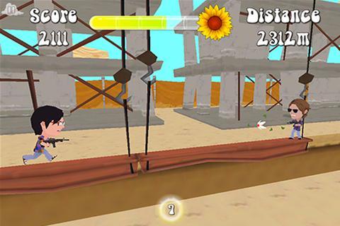 Flower Warfare: The Game Free - screenshot