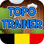 TopoTrainer BE - Geography