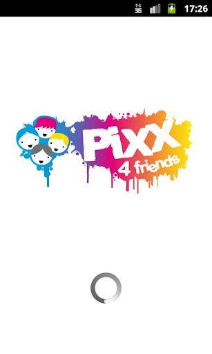 Pixx4Friends Postkarten eCard