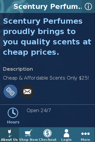 Scentury Perfumes