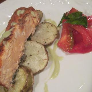 Easy Wok Salmon