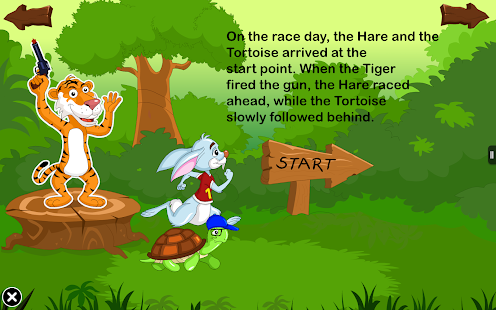Kidlo Stories For Children - Famous Fables & Tales- screenshot thumbnail