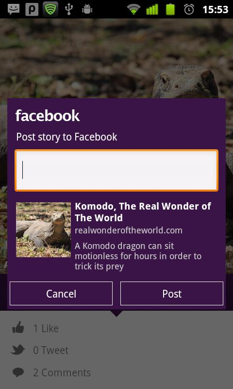 Komodonesia - screenshot