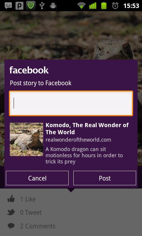 Komodonesia - screenshot