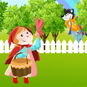 Little Red Riding Hood - Free LOGO-APP點子