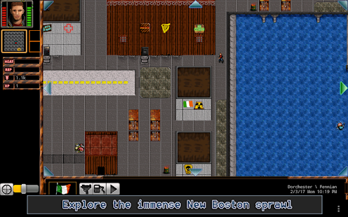 Cyber Knights RPG Screenshot 21
