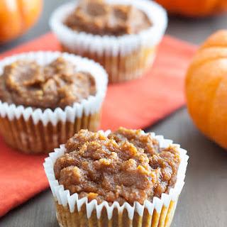 Low Carb Pumpkin Muffins.