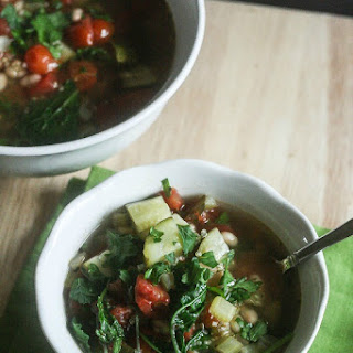 Quinoa Vegetable Soup Recipe