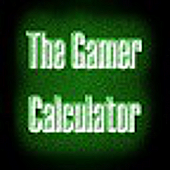 Gamer Calculator