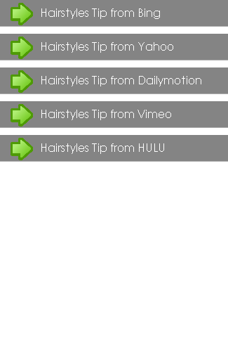 Hairstyles Tip