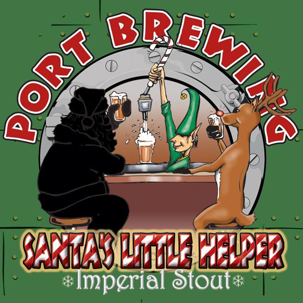 Logo of Port Santa's Little Helper