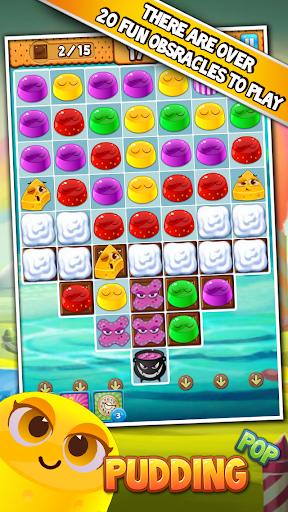 Игра Pudding Pop Mobile для планшетов на Android
