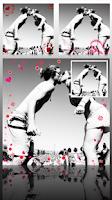 Screenshot of PhotoJus Romantic Greetings
