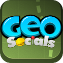 GeoSocials logo