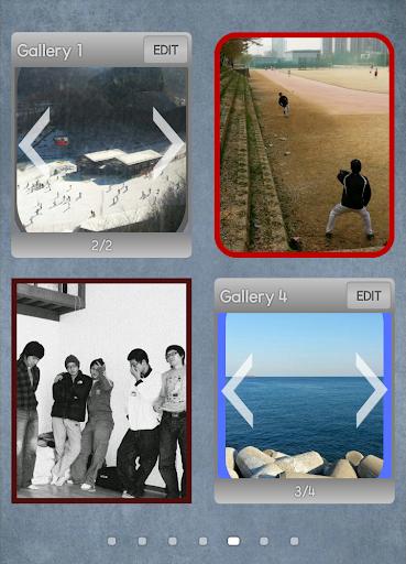 PIC Frames Frame Widget