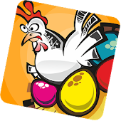 Chicken Zuma - Bubble Shooter