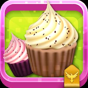 Cupcake Maker 休閒 App LOGO-硬是要APP