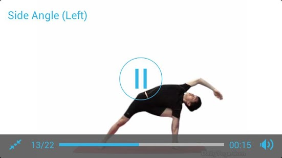 Daily Yoga for Back - screenshot thumbnail