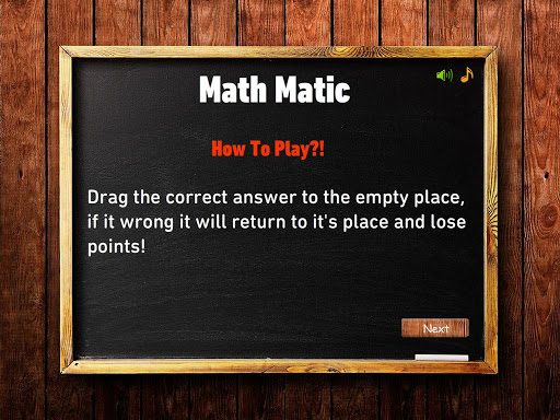 Math Matic