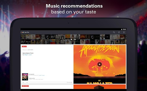 Deezer Music Screenshot 17