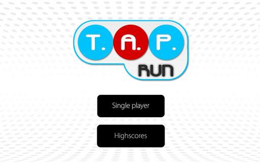 TAP RUN