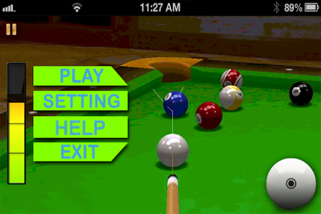 Crazy Snooker Master - screenshot thumbnail