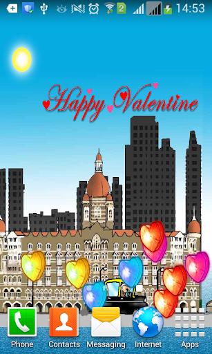 Mumbai Skyline Live Wall
