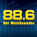 88.6 - der Musiksender
